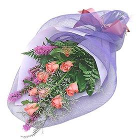 장미혼합꽃다발